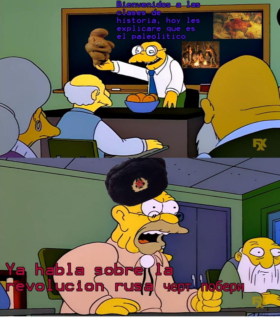el abuelo es impaciente - meme