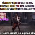 Todos sabemos que la Zero Two de mi marca de ahua es mas fuerte que el mismo Kratos