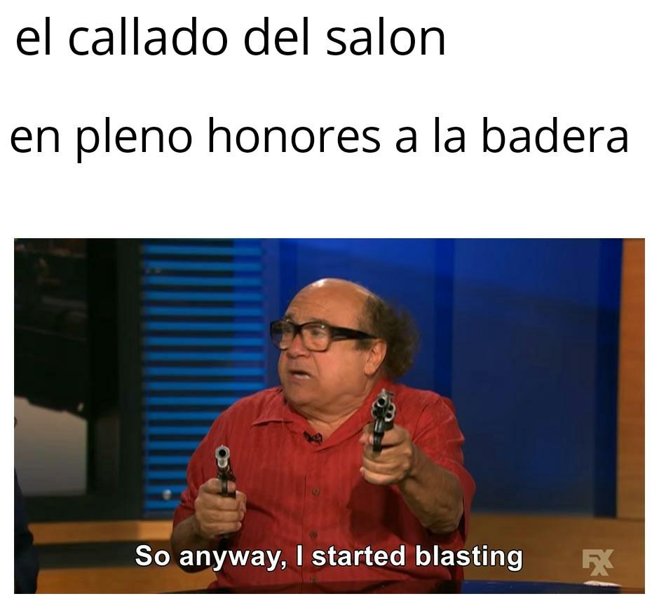 Arte balistico - meme