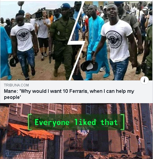Everyone Liked that - meme