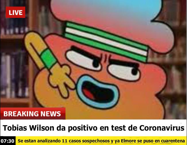 Tobias Wilson :son: 7 - meme