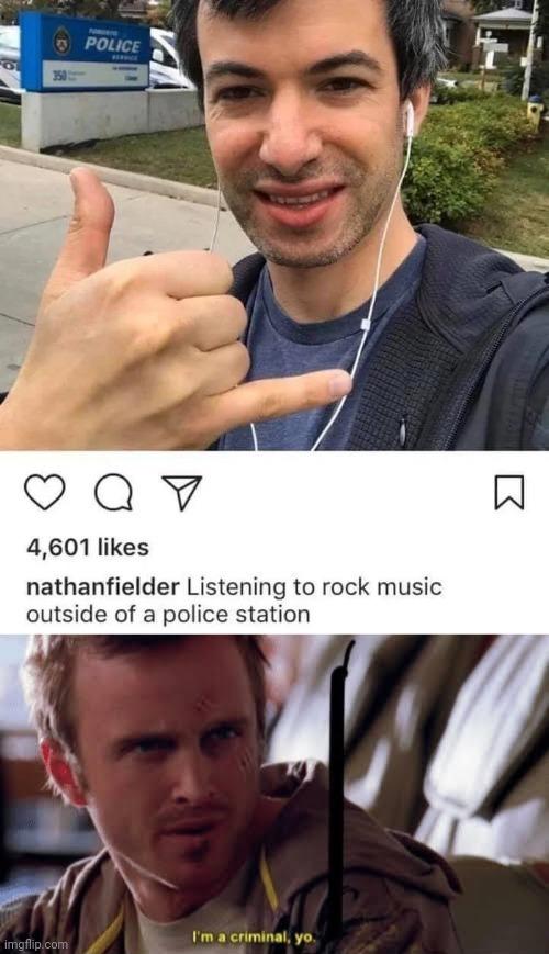 Fk th3 police - meme