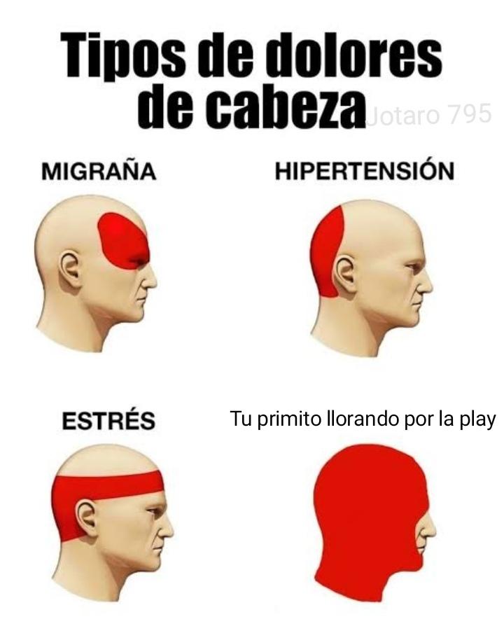 El título se consiguió la nacionalidad paraguaya - meme