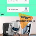 Robot Existencialista