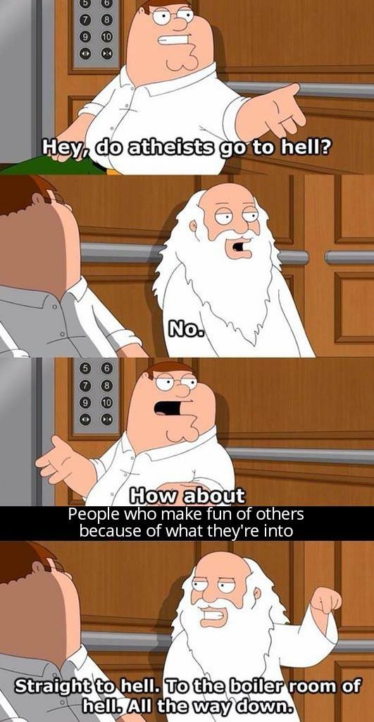respect everyone - meme