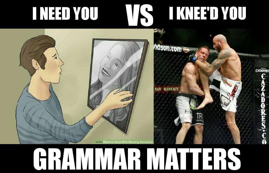 Grammar - meme