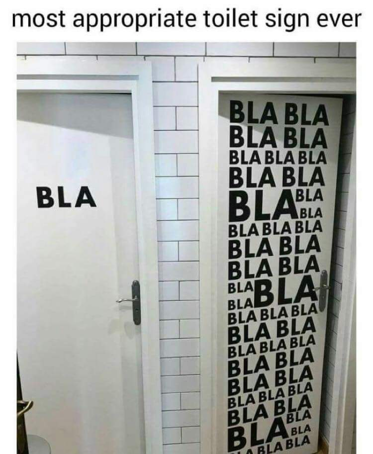 Bla - meme