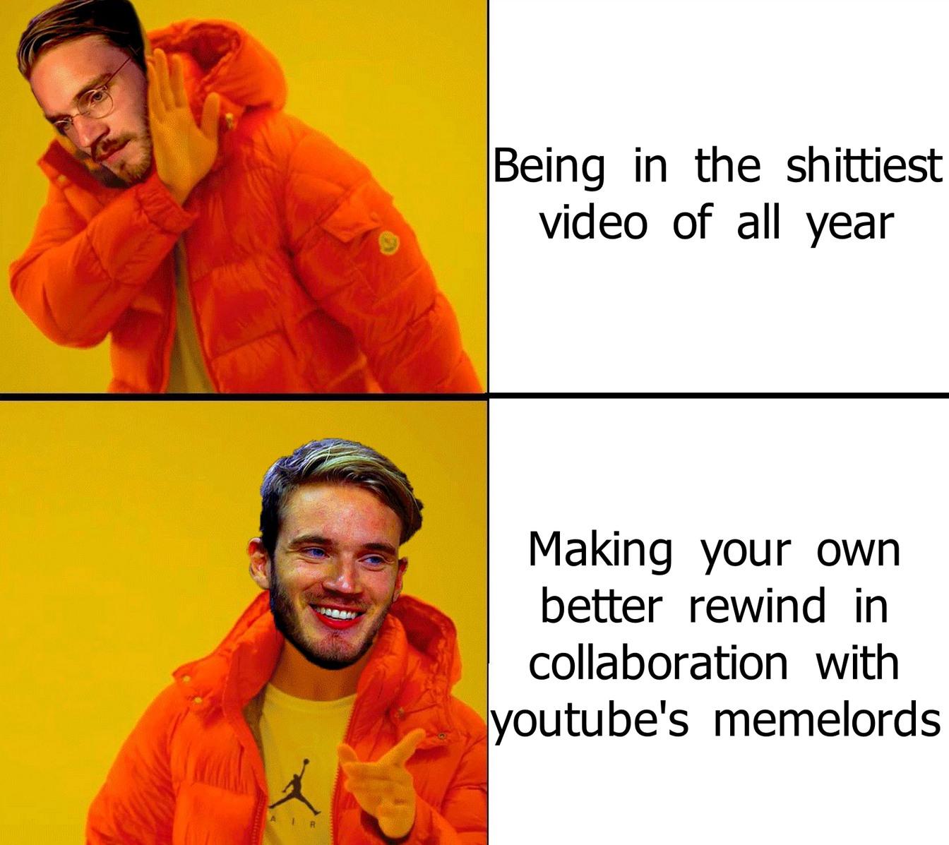 Rewind time everybody - meme