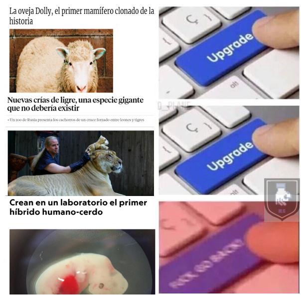 No lo digo yo, lo dice la ciencia - meme