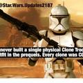 Thanks star wars updates
