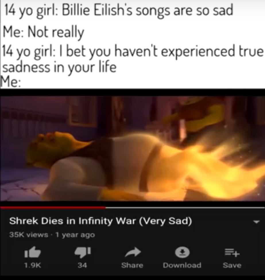 Upvote if you cried too - meme