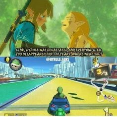 The Best Legend Of Zelda Memes Memedroid