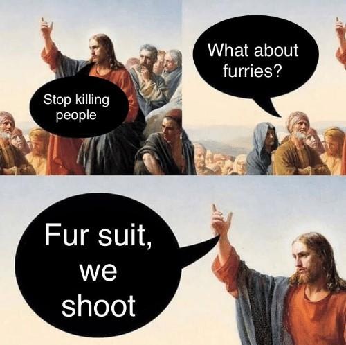 Kill on sight - meme