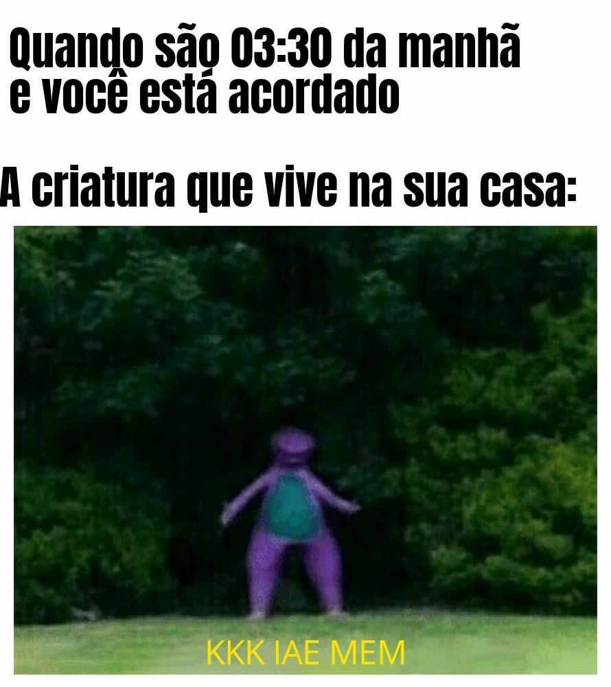BOM DIA - meme