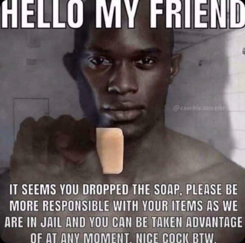 respectable prisoner - meme