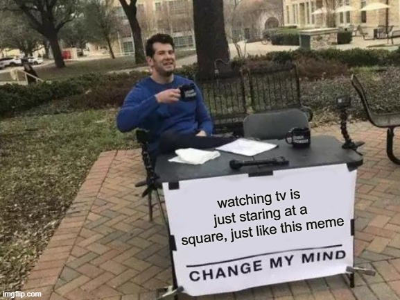TV SQUARE - meme