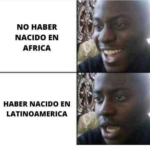 LA TRISTE REALIDA - meme