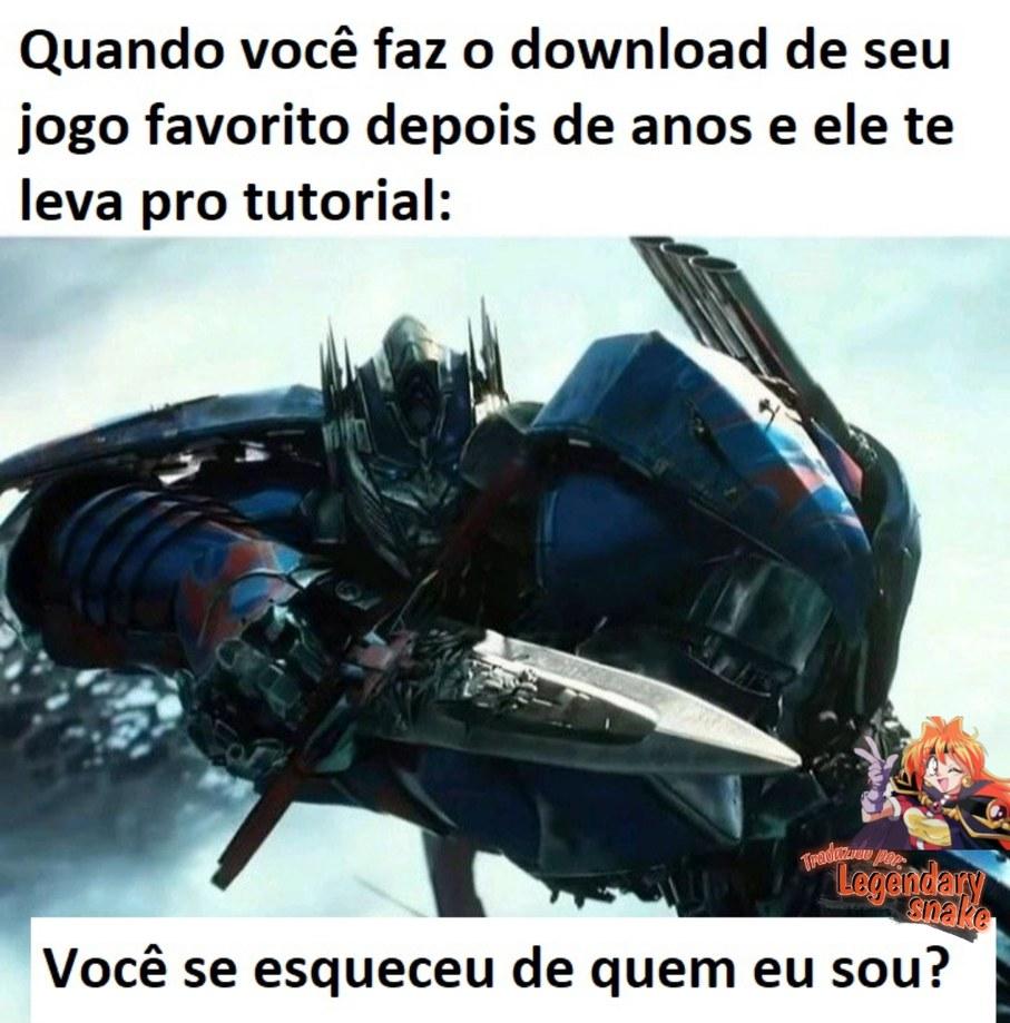 Problemas de gamers modernos - meme