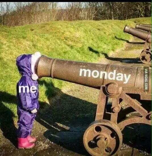 Mi día a día - meme