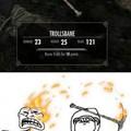 Arma para matar trolls kkk