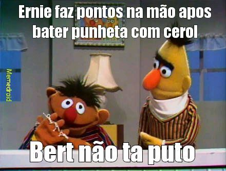 Esse ernie - meme