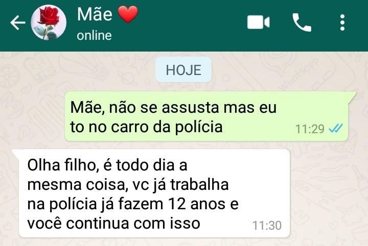 Mãe... - meme