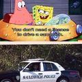 sandwich police boi