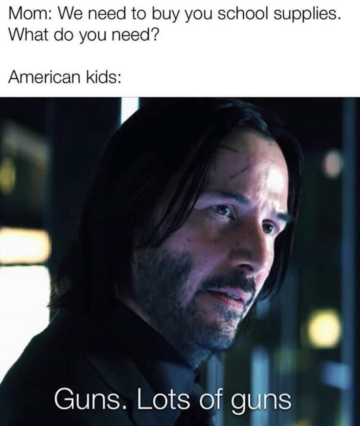 Keanu is a good guy - meme