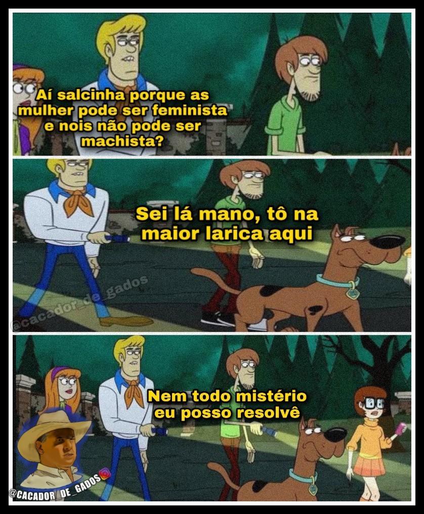 Misterios - meme