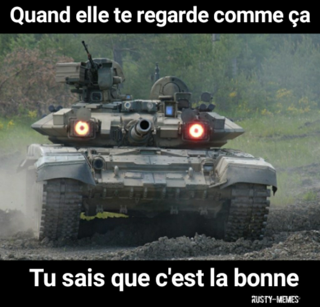 J'adore ce tank  - meme