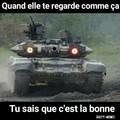 J'adore ce tank