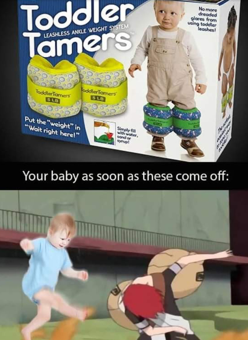 Baby ninja - meme