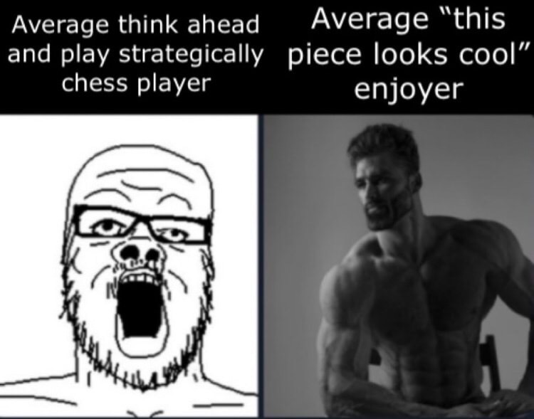 Chess - meme