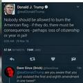 Trump <3 No Homo Though.. :-p