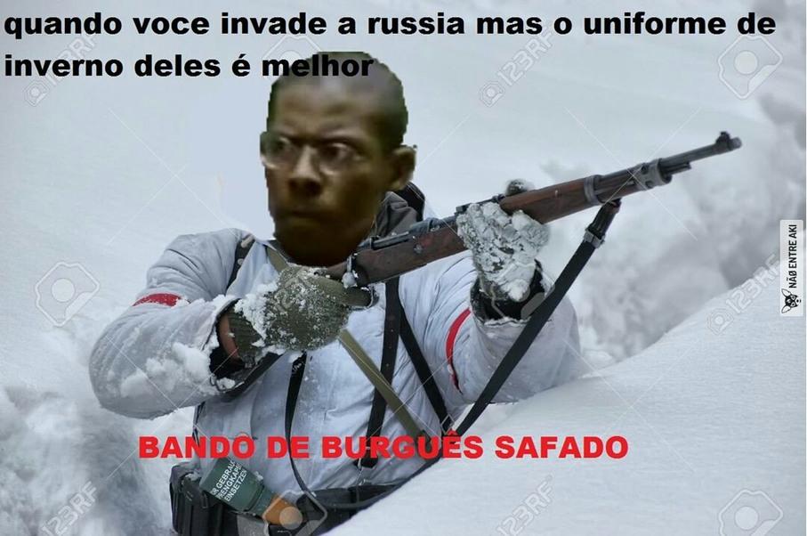 Burgues Safados - meme