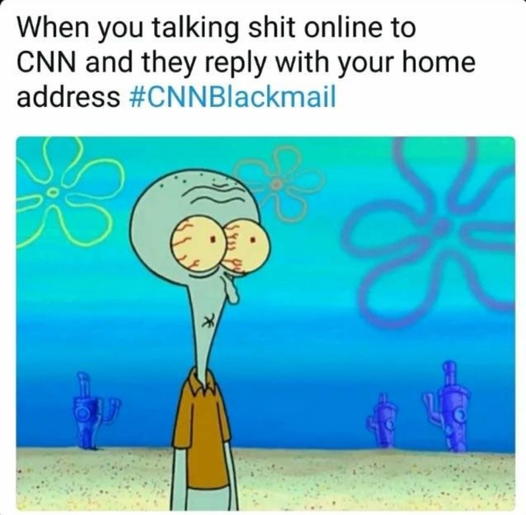cnn is fake news - meme