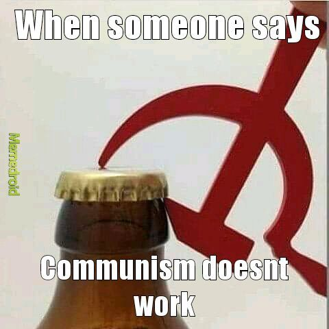 Spicy communism oc - meme