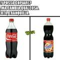 Ormai sono 4 anni che non bevo coca