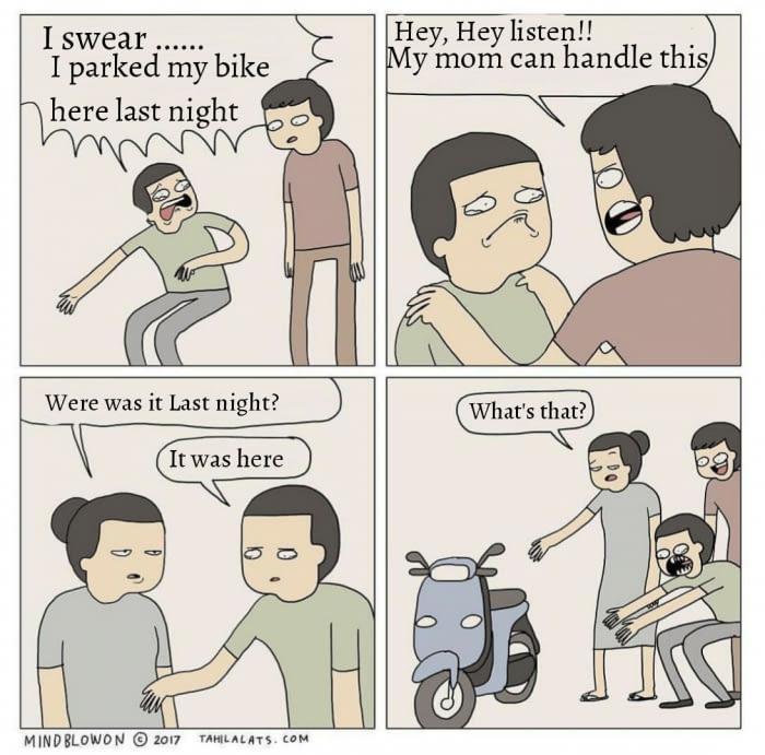 Not a Pun tho. - meme