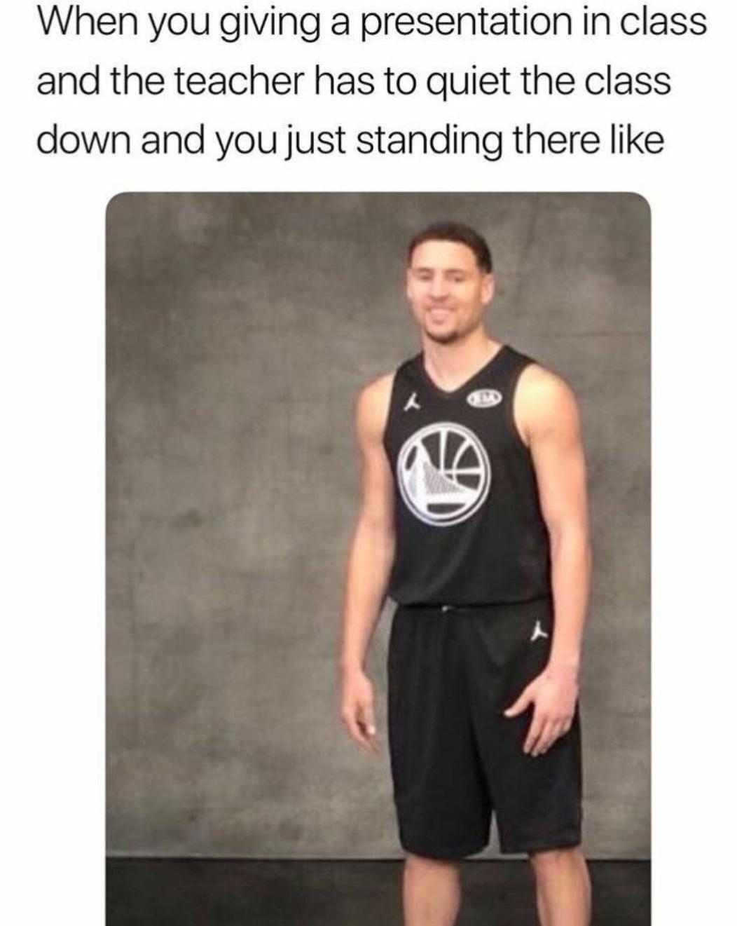 Stfu pls - meme