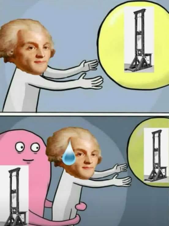 Robespierre - meme