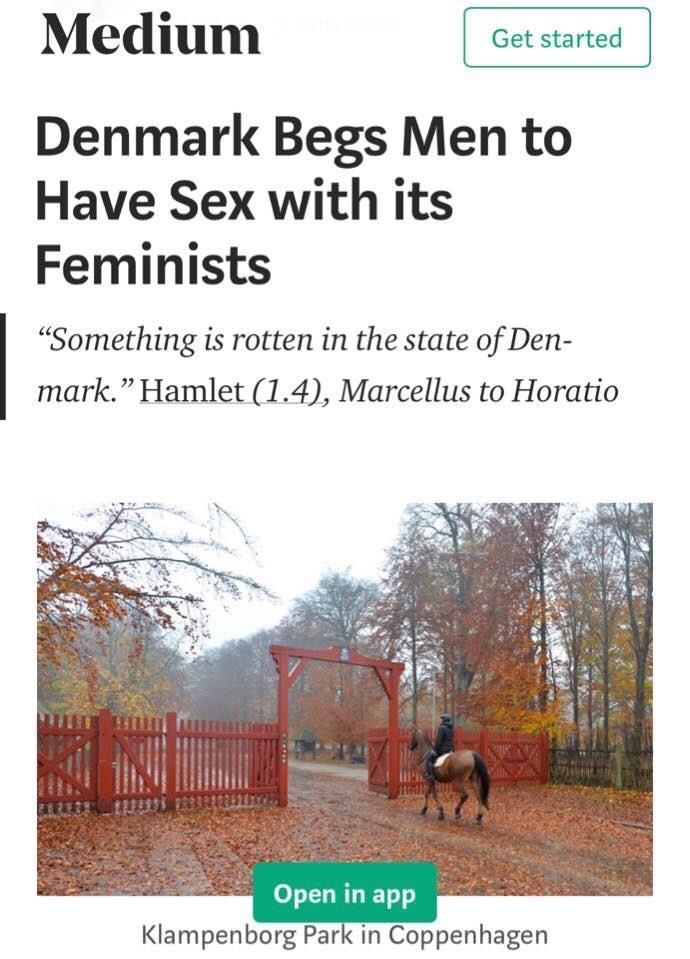 Feminism is dying for the D - meme