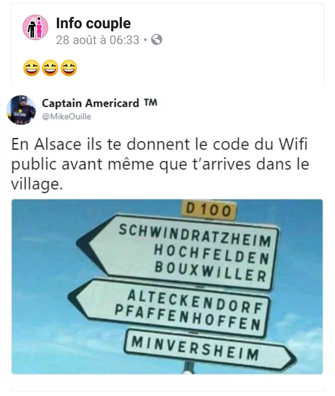 L'Alsace, cette terre de poésie - meme