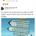 L'Alsace, cette terre de poésie