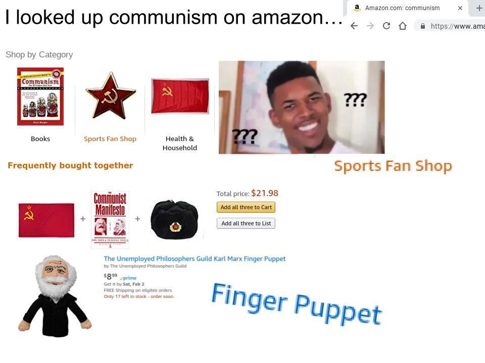 Communism - meme