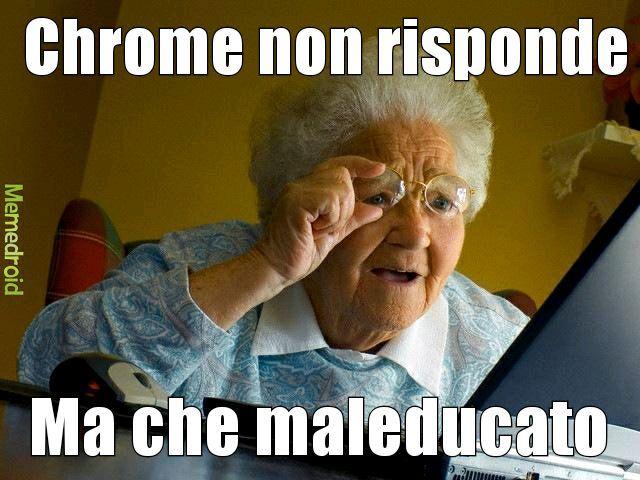 Hahaha fa ridere no..... - meme