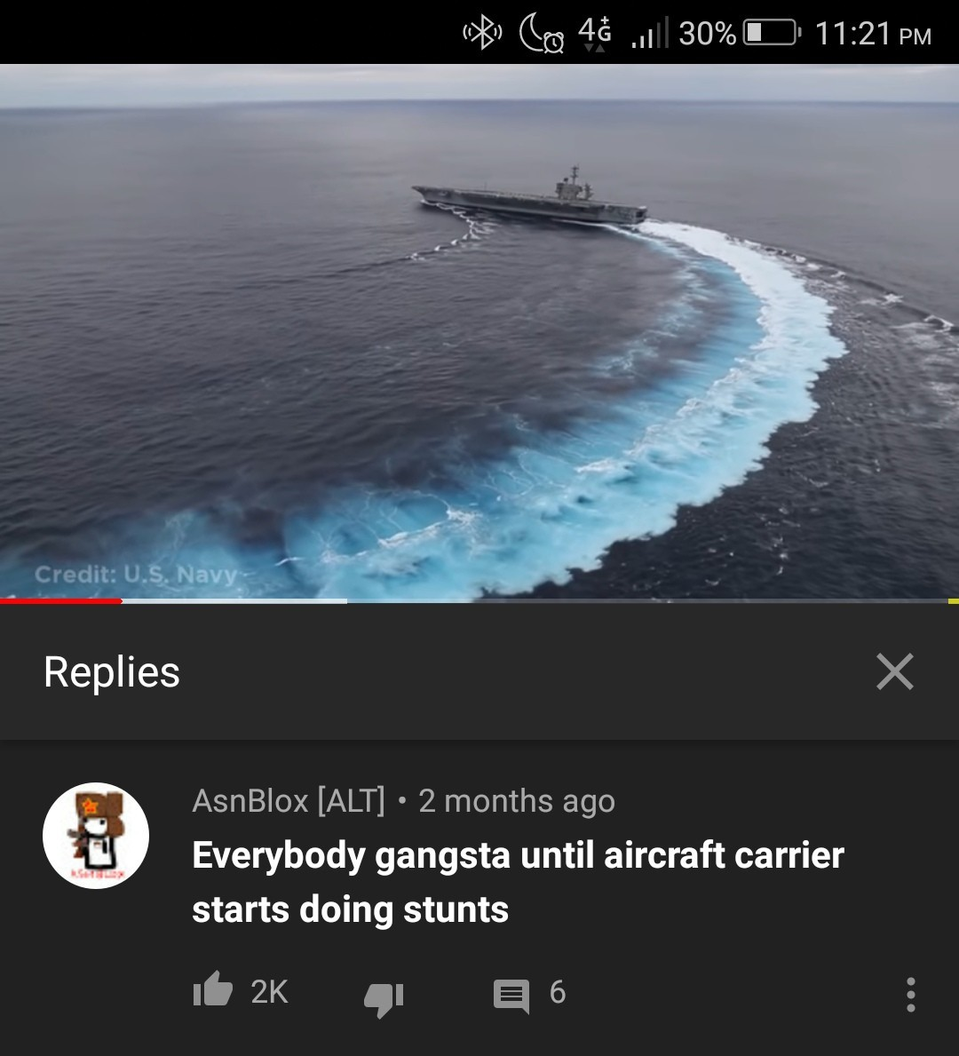 Carrier - meme