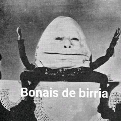 BoNaIs D bIrRiAa - meme