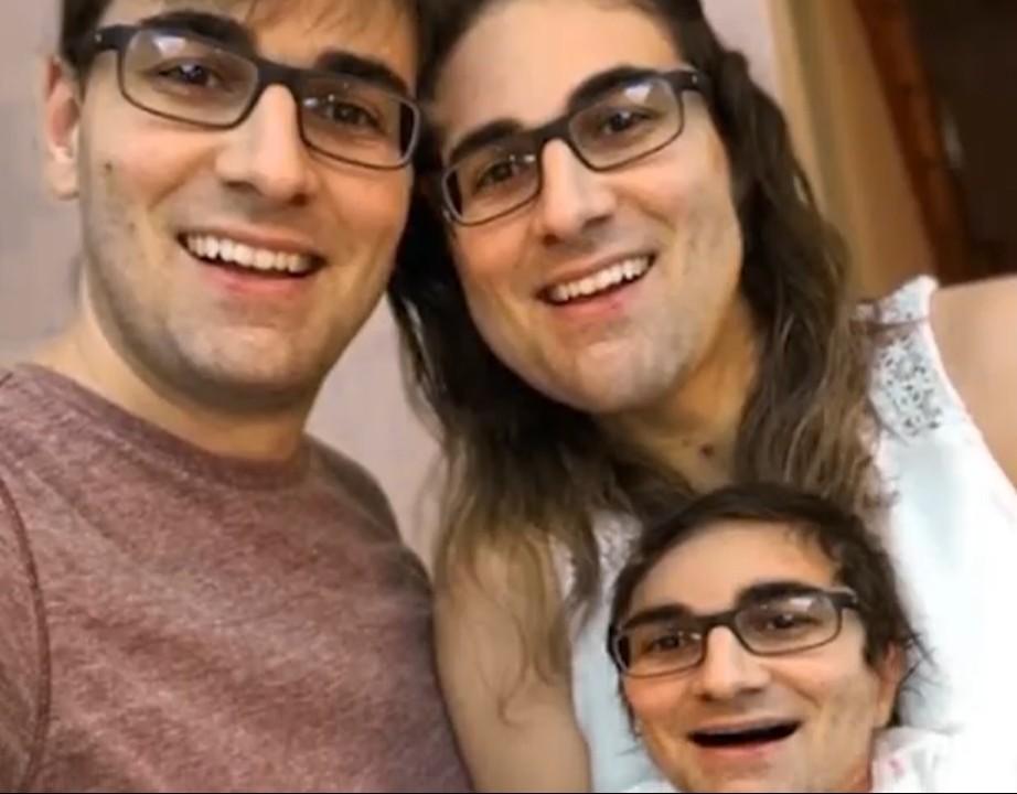 Família linda - meme