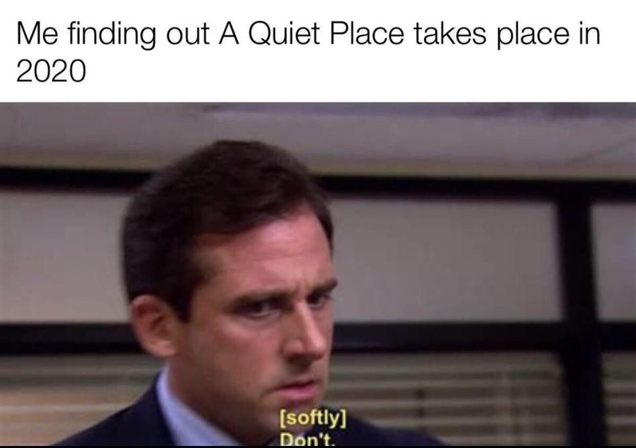 i scared - meme